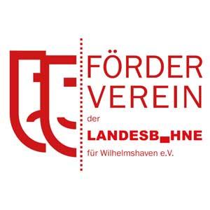 Logo Föderverein der Landesbühne Nord